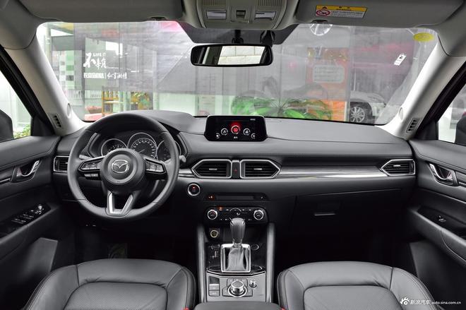 售23.38万元 马自达CX-5新车型上市
