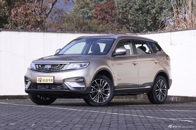 2019上半年销量榜单 SUV/轿车篇