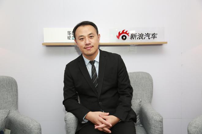 一汽马自达销售有限公司副总经理 赵东