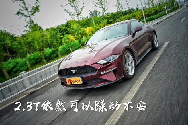 """车影志:爱上这一匹""""野马"""" 福特Mustang"""