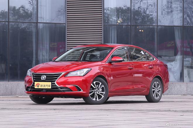 長安第二代逸動推新車型 9月20日上市