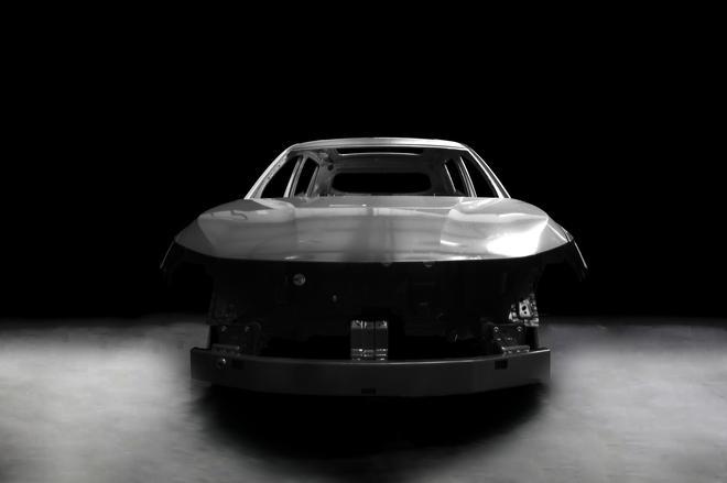 电咖ENOVATE白车身下线 采用轻量化设计