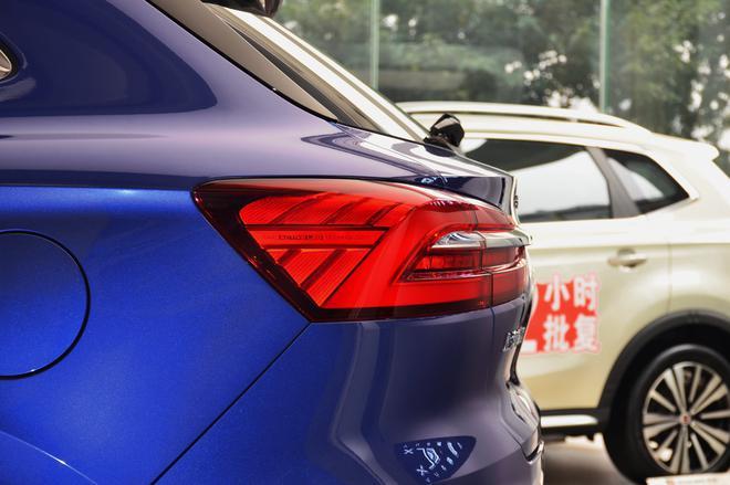 荣威MARVEL X正式上市 补贴后售价26.88万起