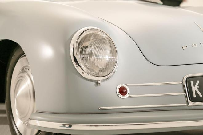 """一个延续了70年的梦想 保时捷356 """"No.1""""亮相"""
