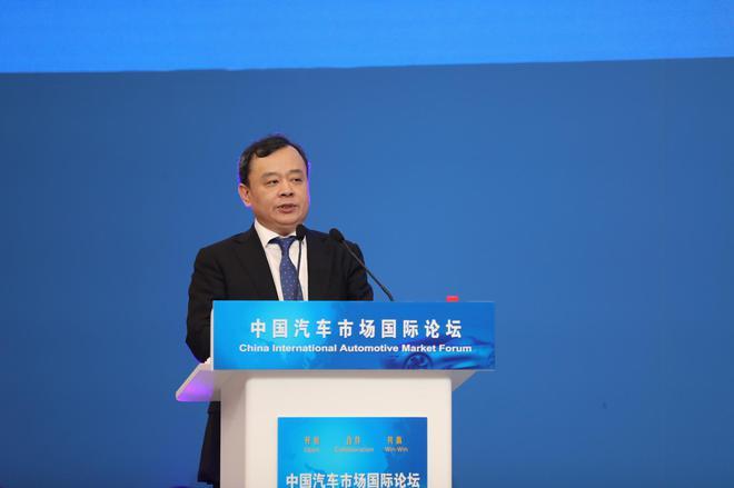 中國國際貿易促進委員會汽車行業分會會長 王俠