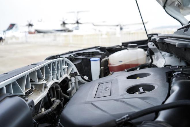 福特锐界搭载的EcoBoost 245发动机
