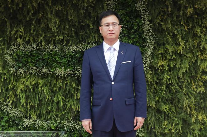 长城汽车股份有限公司副总裁、销售公司总经理 李瑞峰
