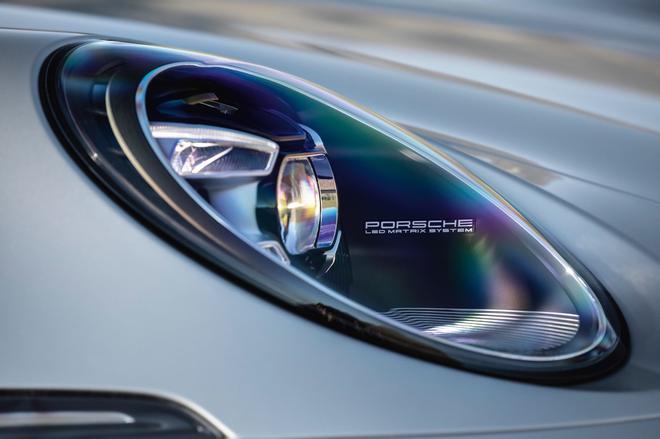 第八代保时捷911全球首发 同步启动中国预售