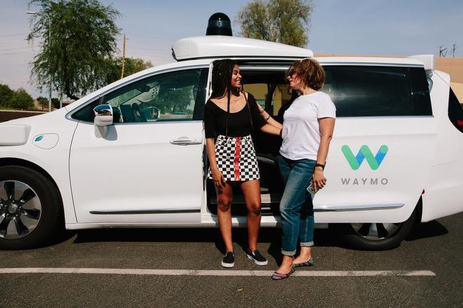 Waymo推出自动驾驶出租车商业化服务
