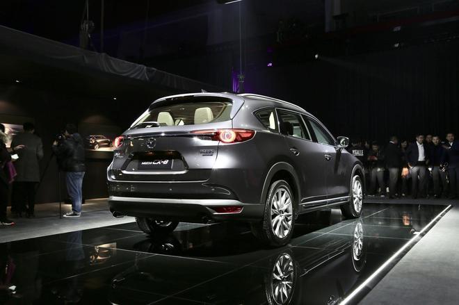 长安马自达CX-8正式上市 售25.88-33.08万
