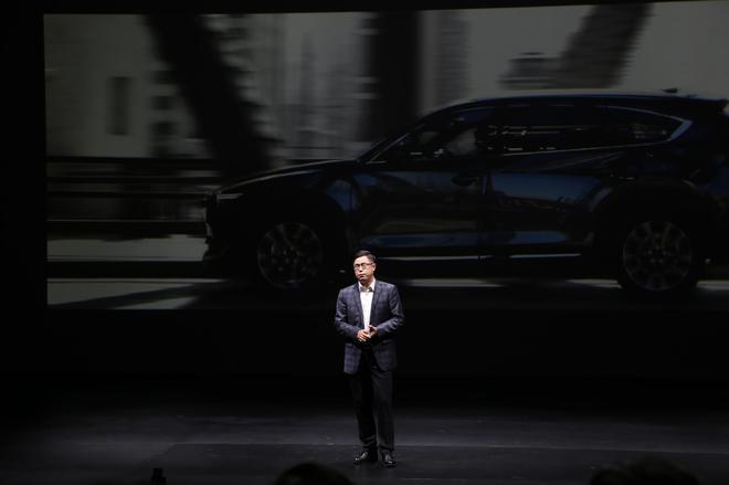 长安马自达汽车有限公司执行副总裁付远洪