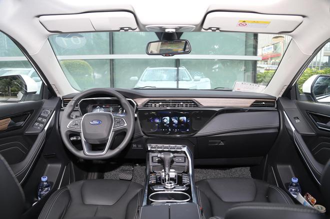 福特领界开启预售 预售价11.98-16.98万元