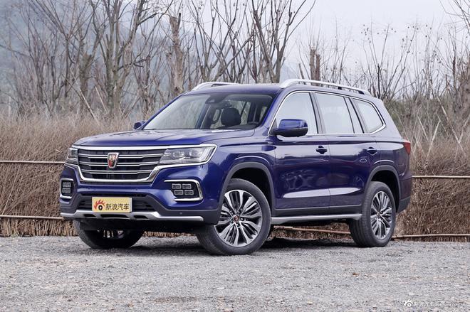 上汽荣威RX8获2019年度中国品牌SUV奖