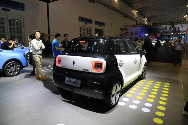 海口新能源车展新车盘点:性价比冠军是哪款