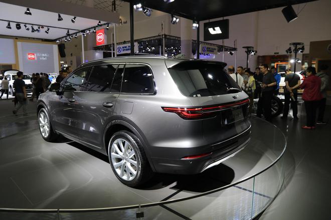 理想ONE将于4月10日开启预售 增程式大型电动SUV
