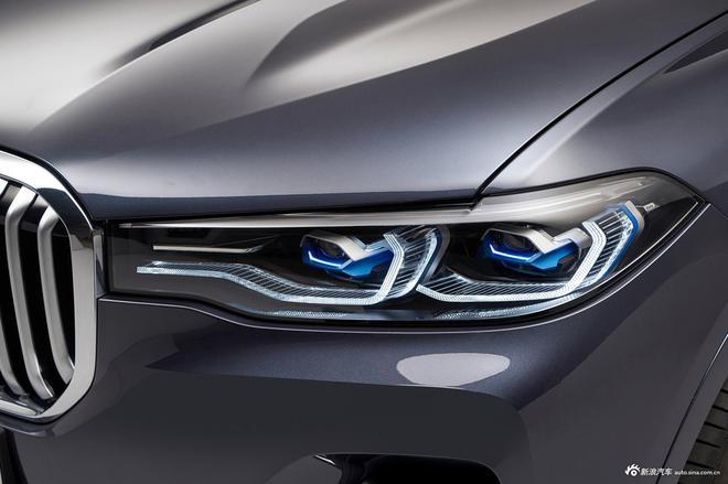 新款7系领携 宝马多款旗舰车型首发亮相