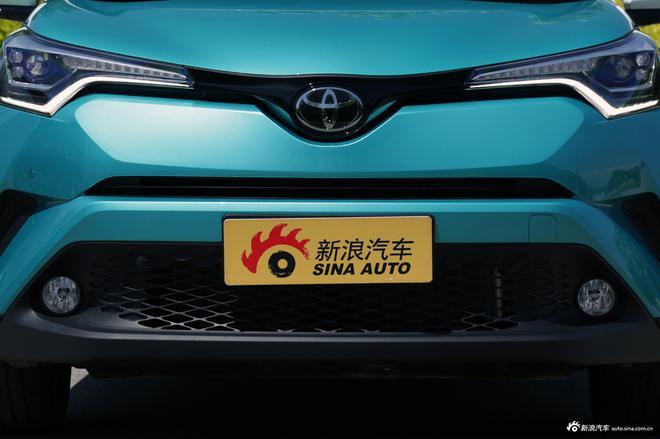 日系小型SUV王者 全面解析广汽丰田C-HR