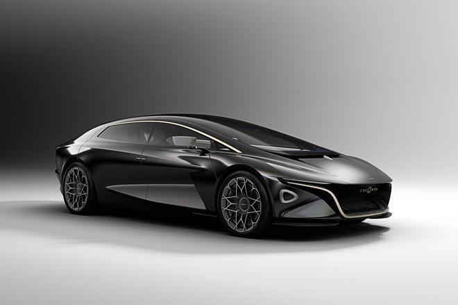 阿斯顿·马丁Lagonda Vision概念车