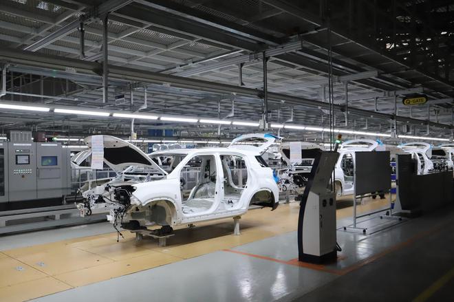 协同发展京津冀 走进北京现代沧州工厂