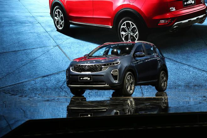 东风悦达起亚新款KX5正式上市 售价15.48-18.18万元