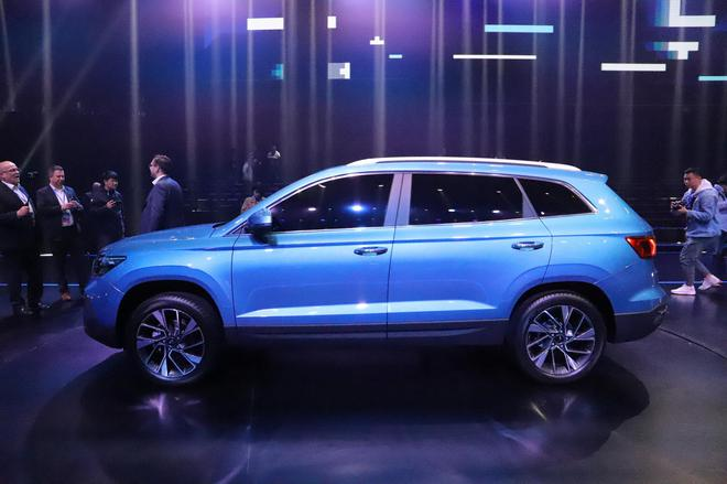 JETTA捷达品牌发布会 发布三款车型
