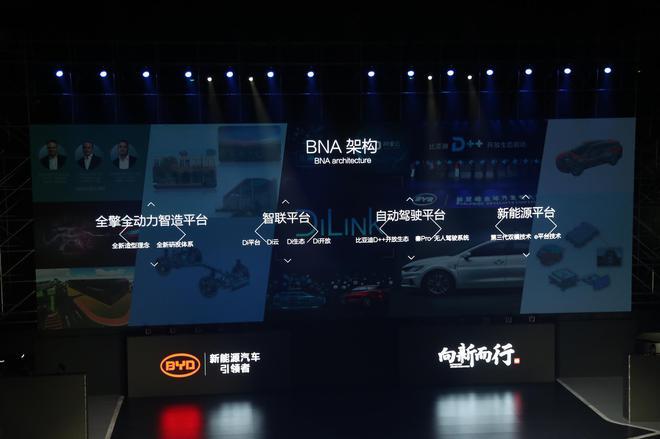 售价区间7.99-35.99万 比亚迪发布多款新车