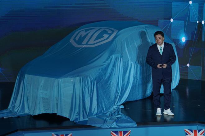 上海汽车集团股份有限公司乘用车公司副总经理 俞经民先生