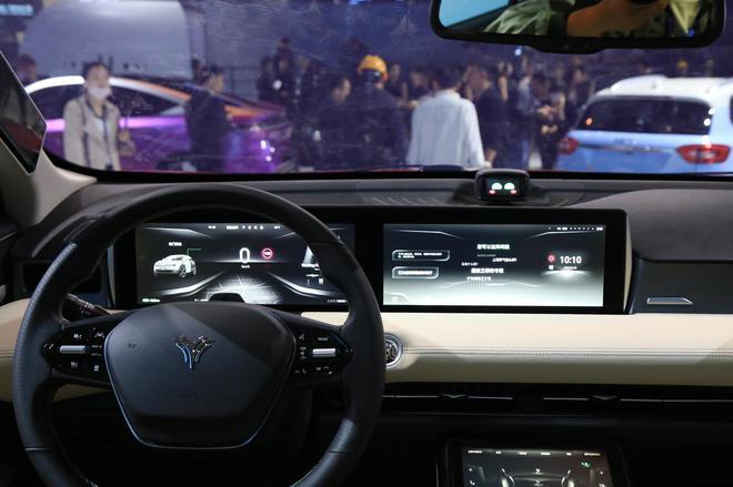 2019上海车展探馆:合众U将亮相车展