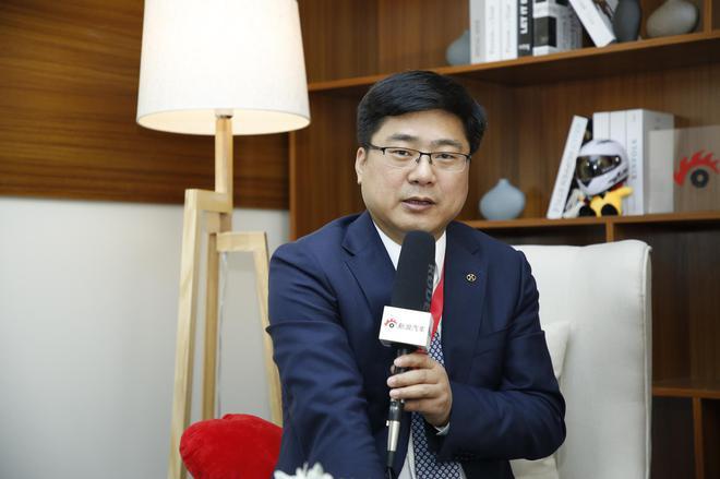 北京汽车股份有限公司副总裁 黄文炳