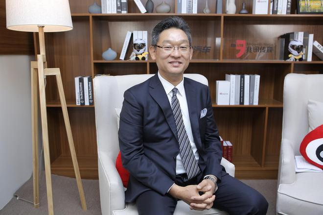 东风本田汽车有限公司总经理 夏目达也