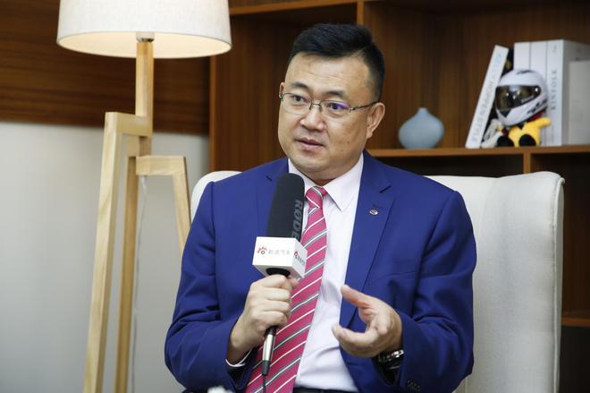 广汽新能源汽车有限公司副总经理 席忠民