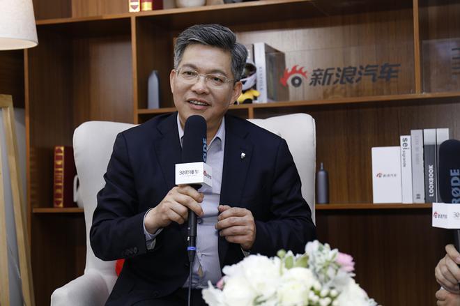 湖南猎豹汽车股份有限公司董事长 刘康林