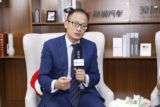 奇瑞捷豹路虎汽车有限公司常务副总裁 陈雪峰