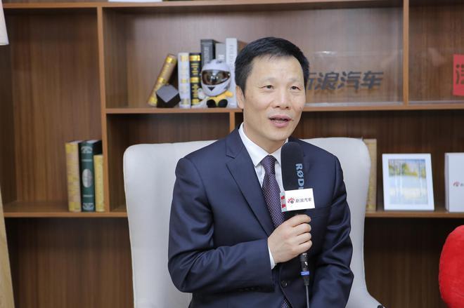东风日产乘用车公司市场销售总部副总部长 张继辉