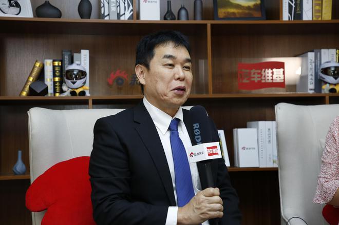 东风启辰汽车公司副总经理 丰田泰治