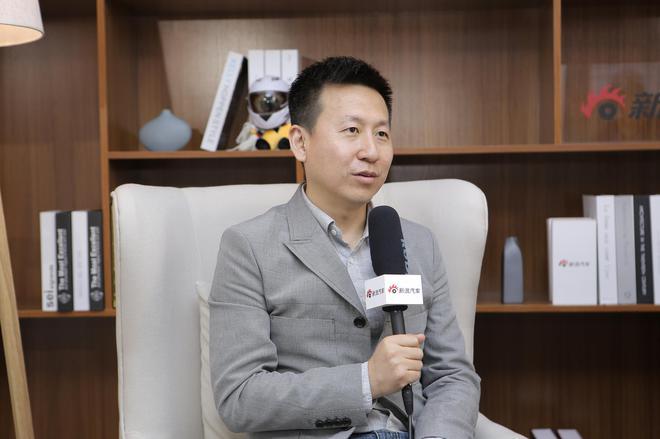 零跑汽车副总裁 赵刚