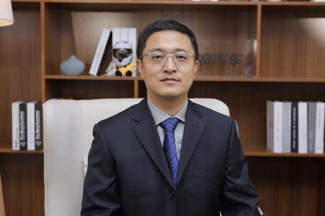 天津清源电动车辆有限责任公司副总裁窦汝振