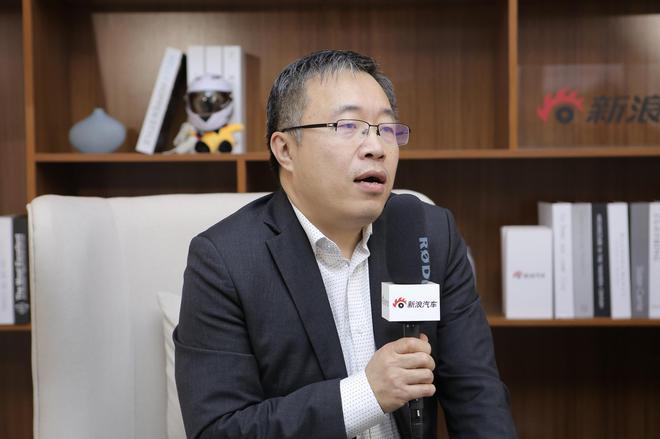 J.D. Power中国区汽车产品事业部总经理 蔡明