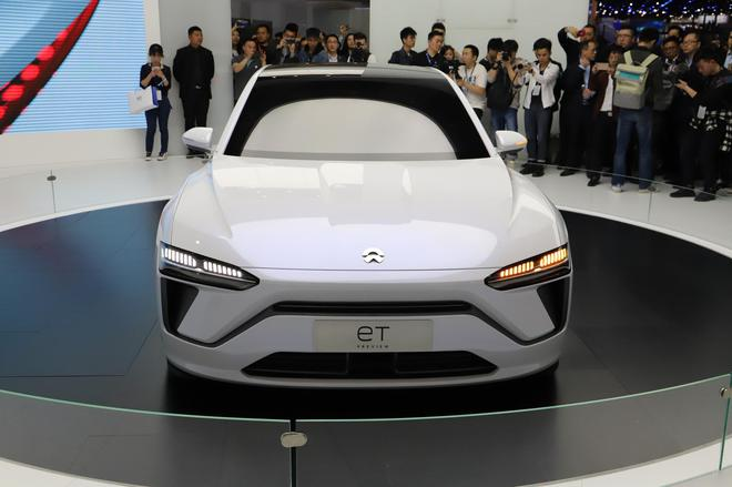 特斯拉自燃? 还不如看看上海车展造车新势力