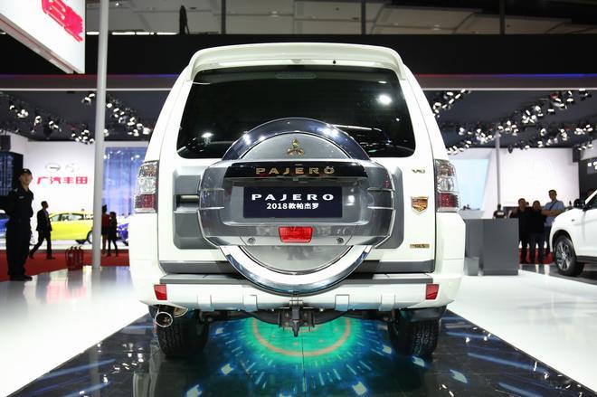 三菱宣布在日本停产帕杰罗 不涉及海外市场