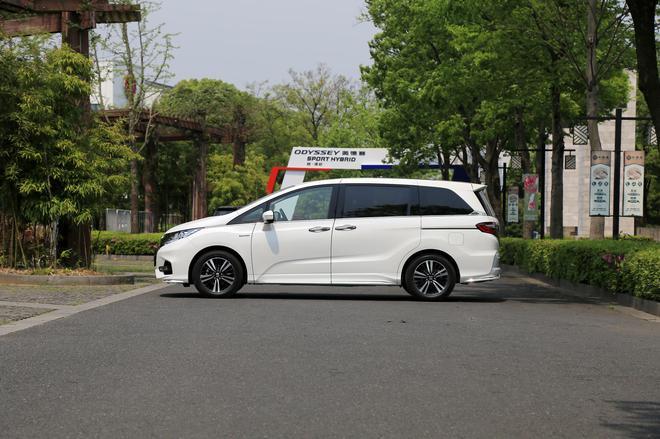 广汽本田奥德赛锐·混动上市 售价22.98-32.38万元