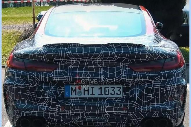 外观升级/竞争保时捷911 宝马全新M8曝光