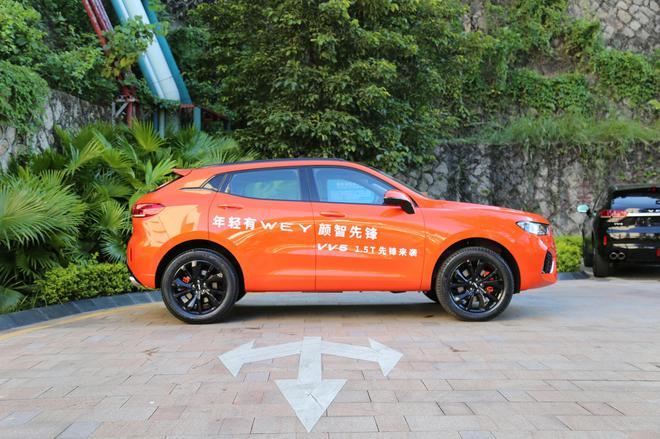 WEY VV5 1.5T车型上市 售价12.58-13.98万元