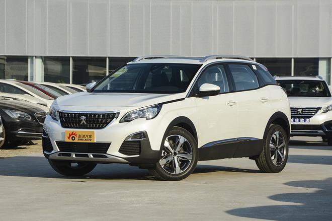 东风标致今年将推3款新车 电动SUV年底发布