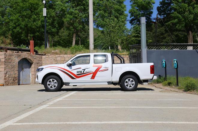 长城风骏7汽油版 国VI车型正式上市 售价8.68-12.38万元