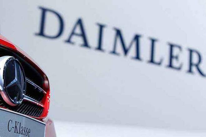 车圈儿大事件 戴姆勒将于11月重组拆分为三大公司