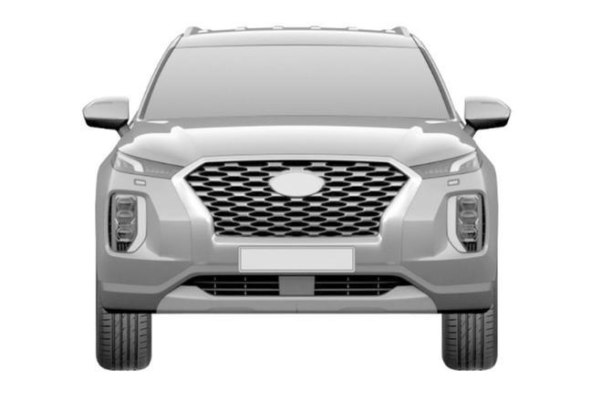 现代全尺寸SUV有望入华 竞争探险者
