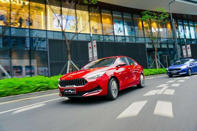 全新一代K3实力诠释潮派轿车 成90后购车首选