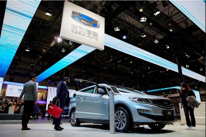 吉利选择瑞典公司Zenuity作为自动驾驶软件供应商