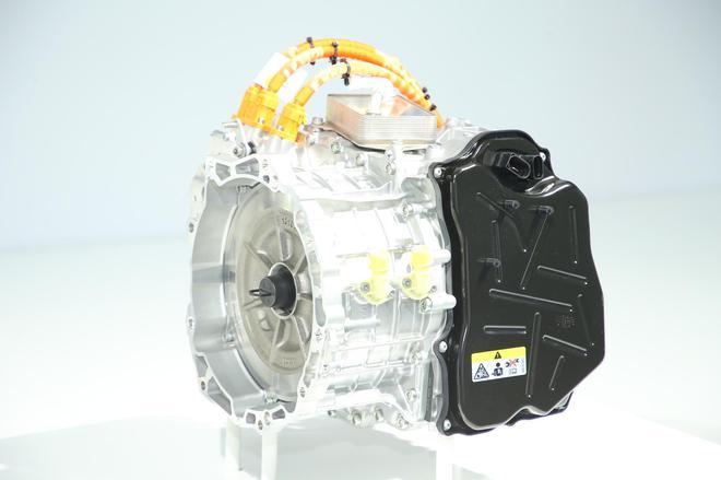DQ400e插电式混合动力变速器
